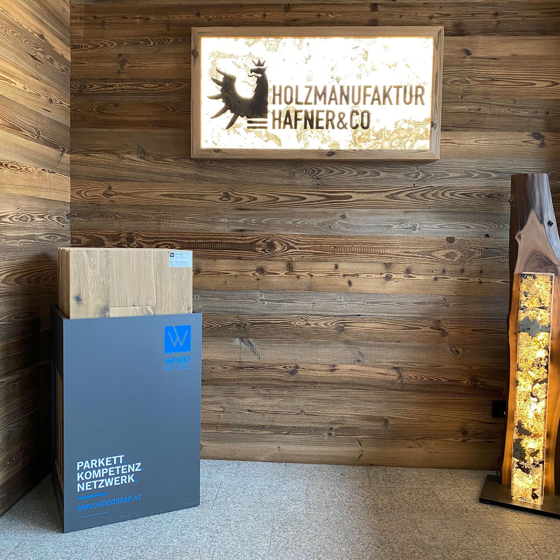 Holzmanufaktur Hafner
