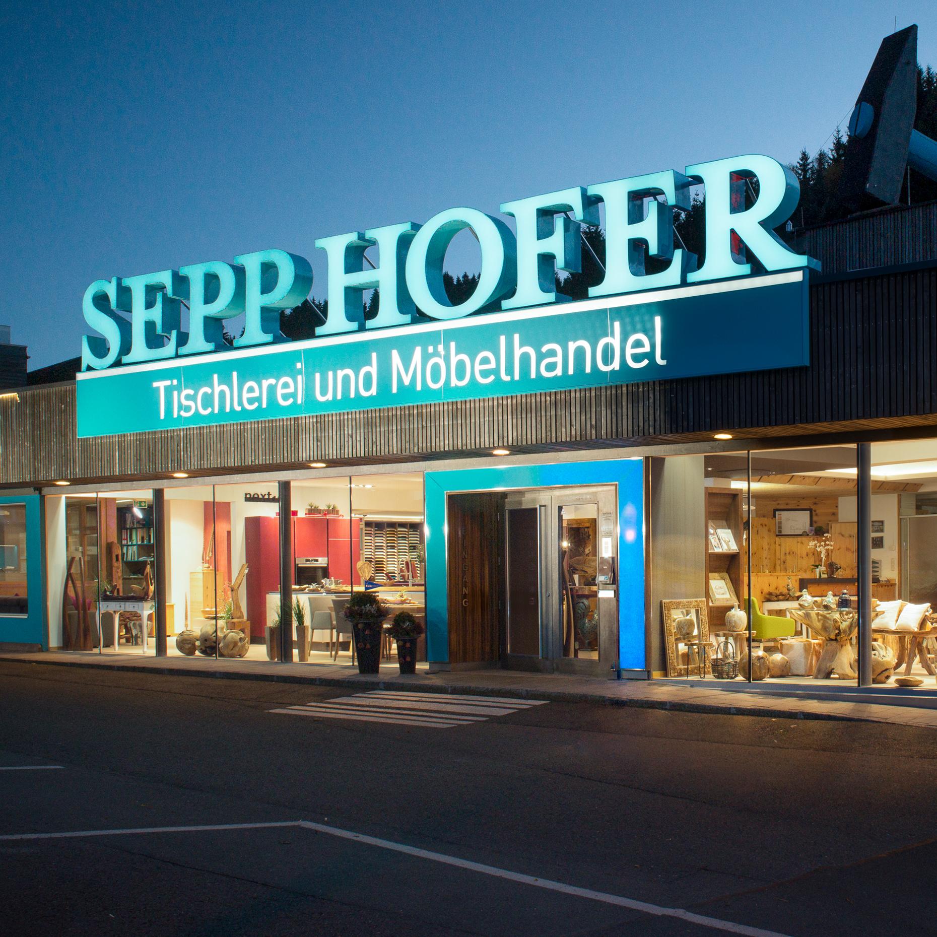 Sepp Hofer Tischlerei
